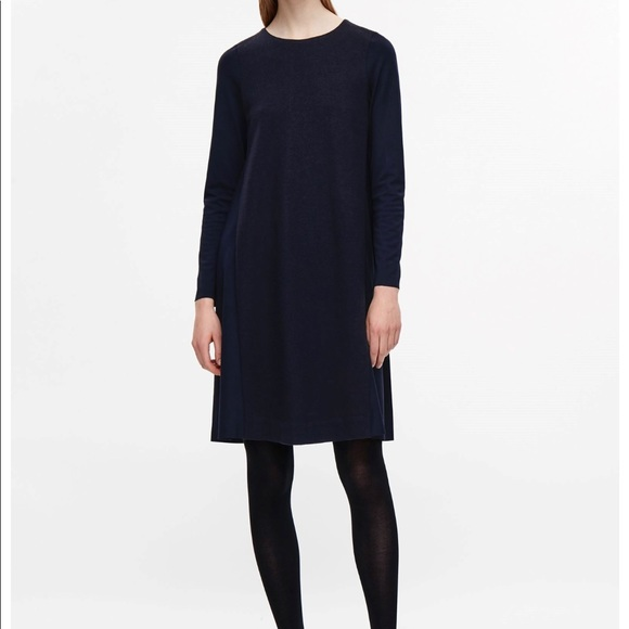294f79838e COS Dresses   Skirts - COS contrast panel dress